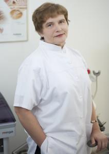 Benita Krūmiņa Otorinolaringologs