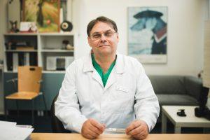 Valdis Miglāns Otorinolaringologs