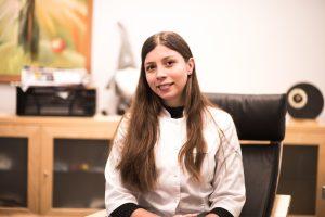 Jekaterina Zaprivoda ārsts rezidents